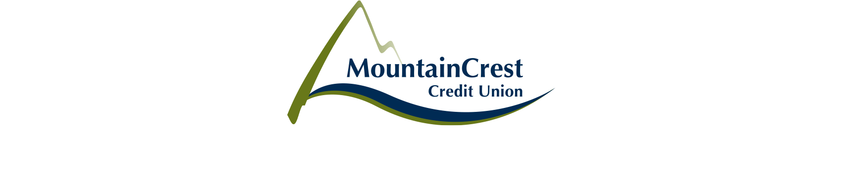 Logo Design for MountainCrest Credit Union