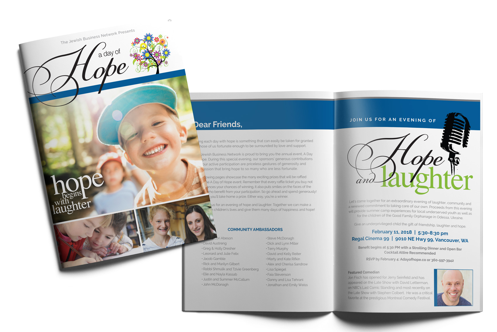 The Jewish Business Network Booklet